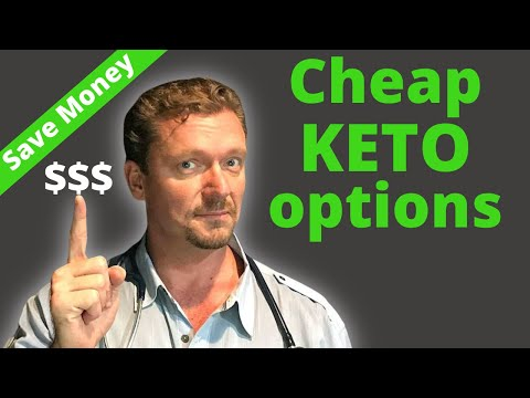 Cheap Keto: Doing The Best You Can Is Just Fine! And, 5 Cheap Keto Foods You Need in Your Frig