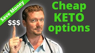 Cheap Keto: Do the Best You Can! & 5 Cheap Keto Foods You Need