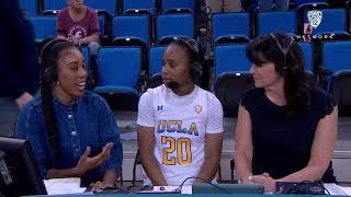 Charisma Osborne says UCLA's defense is team's anchor this season