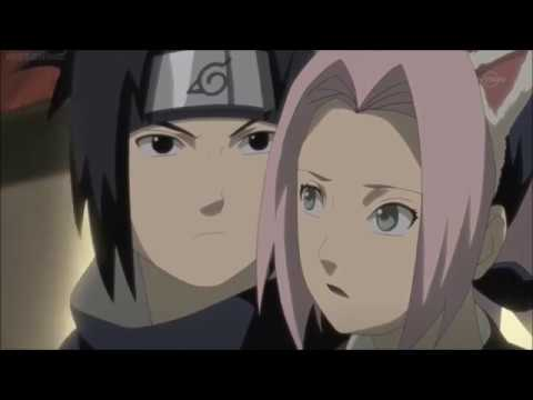 Naruto tells Sakura to get naked/Sasuke takes Sakura with him and abandons Naruto [EP 189]