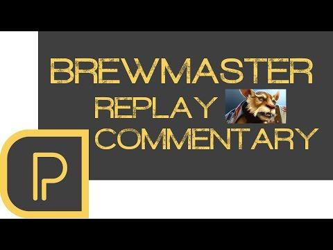 Dota 2 Purge plays Brewmaster - Replay