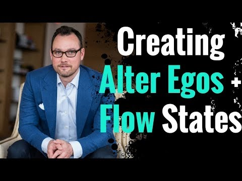 How To Create Alter Egos And Get Into Flow States | Todd Herman Interview