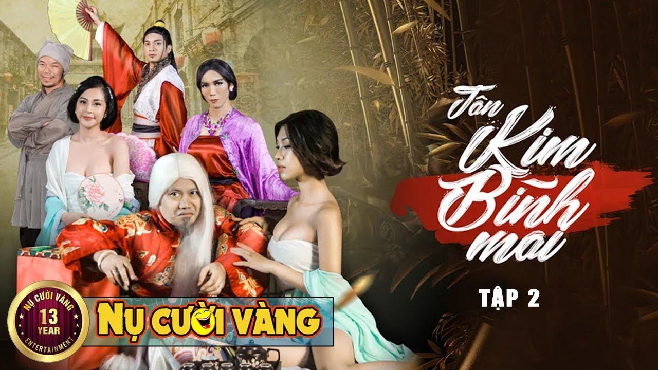 Kim Bình Mai Tập 2 | Bản Việt Nam phim hài