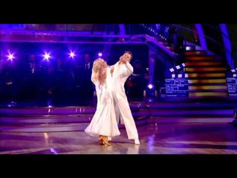 Pamela Stephenson & James Jordan - Viennese Waltz - Strictly Come Dancing - Week 10 - Long Edit - SD