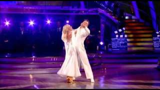 Pamela Stephenson & James Jordan - Viennese Waltz - Strictly Come Dancing - Week 10 - Long Edit - SD