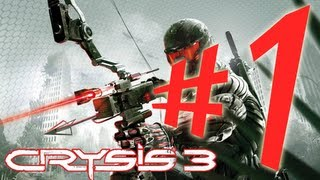 Crysis 3 - Parte 1: O Despertar do Profeta! [Detonado em PT-BR]