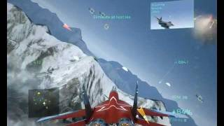 H.A.W.X. 2 PC Gameplay HD - Arcade - Interception Course - Mig 29 Fulcrum