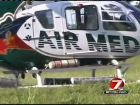 KPLC's News at Six Takes a Closer Look at Acadian Air Med Operations