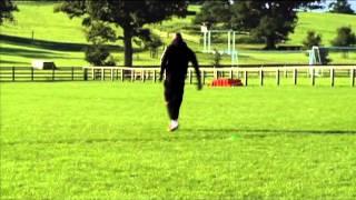Marlon Devonish Discusses Speed Training At Gloucester