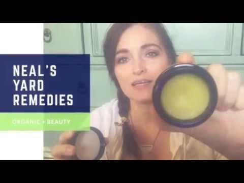 BRAND FOCUS: NEAL'S YARD REMEDIES: ORGANIC BEAUTY  FROM THE UK