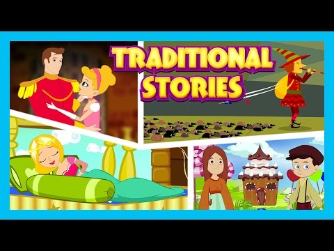 Traditional Stories - English Stories For Kids || Learning Stories For Kids || English Stories