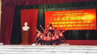 Nhảy Bắc Kim Thang - 12E - THPT Đường An