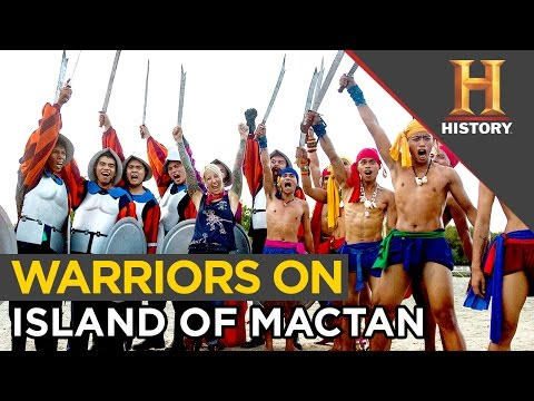 Warriors on Island of Mactan | Ride N' Seek Philippines S4