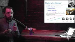 Ondas gravitacionales y Teoría de cuerdas por Fernando Marchesano