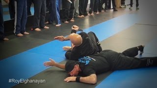 "How to Defend Yourself from a Knife Attack Threat by ""Roy Elghanayan's Krav Maga"""