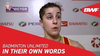Badminton Unlimited 2020 | New Season - IN THEIR OWN WORDS | BWF 2020