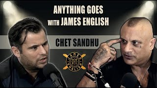 Gangster Chet Sandhu talks about his life of crime.
