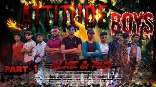 Alex & Rus || Attitude Boys Music Video || Dikaya L'vitsa