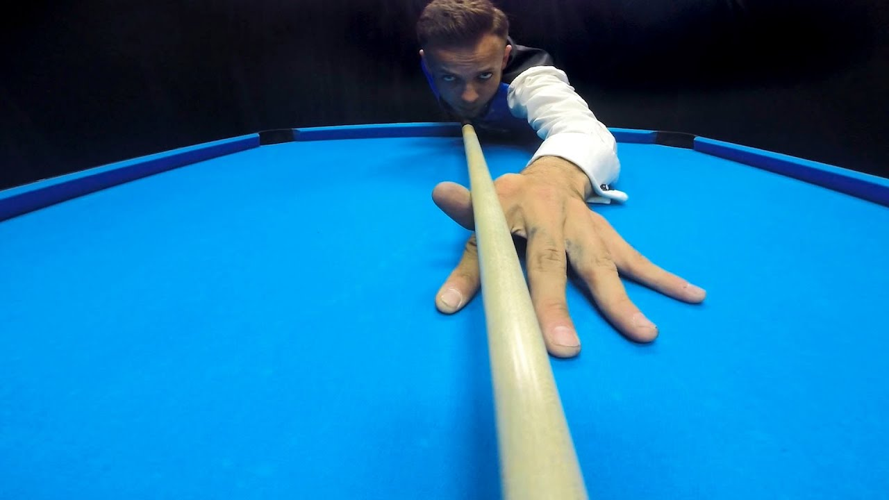 Trick Shots au Billiard