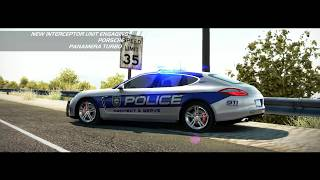Need For Speed: Hot Pursuit (PC) - Racers - Trail Of Destruction [Gauntlet]
