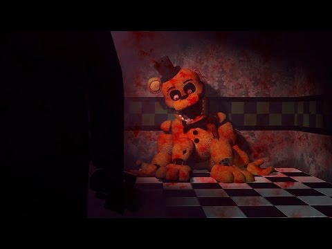 [FNAF 2 song Instrumental Remix] It's Been So Long