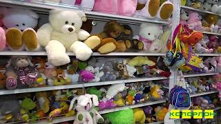 Мягкие игрушки в Новосибирске в КОЛОРЛОН