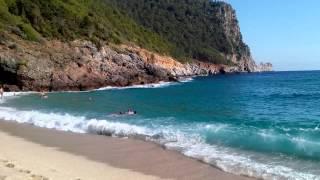 Наш любимый пляж Клеопатры! Открываем личный сезон // Аланья, Турция.