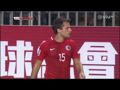 [Full Match]香港 2:0 馬來西亞 Hong Kong 2:0 Malaysia (2017/10/10 亞洲盃外圍賽 Asian Cup Qualifier)