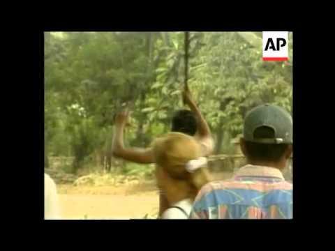 EAST TIMOR: DILI: VIOLENCE LATEST (V)
