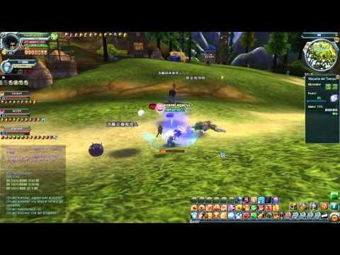 DBO/Dragon ball online TMQ 1 SayansLegacyZ