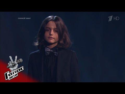 Михаил Григорян. «Мывдвоем» - Финал - Голос.Дети - Сезон 6