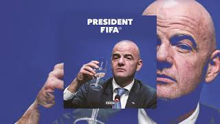 Dip Doundou Guiss - Président FIFA