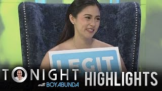 TWBA: Kim Chiu takes on Legit or Lie
