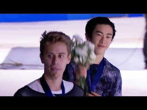Nathan Chen | Skate America FS cut (CBC ver.)