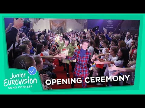 Junior Eurovision Song Contest 2018 - Opening Ceremony - Full Show