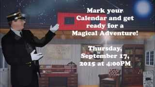 The Magic Conductor is coming to the Burlington County Library in New Jersey