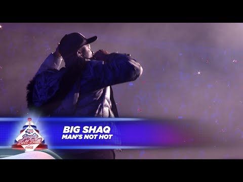Big Shaq - 'Mans Not Hot' - (Live At Capital's Jingle Bell Ball 2017)