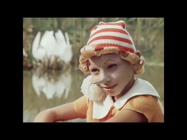 Изображение предпросмотра прочтения – ПолинаФролова представляет буктрейлер кпроизведению «Золотой ключик, или Приключения Буратино» А.Н.Толстого