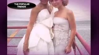 В Сети появились фото Татьяны Навки в свадебном платье