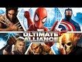 MARVEL: ULTIMATE ALLIANCE All Cutscenes (Game Movie) 1080p 60FPS