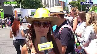 Desfile de Autos Clásicos y Antiguos por Teleantioquia Noticias
