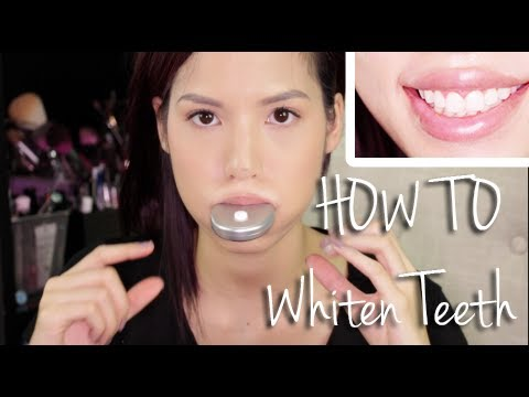 How I Whiten My Teeth In 20 Minutes Without Sensitivity Demo