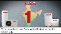 Venus HeatPump   Water Heaters