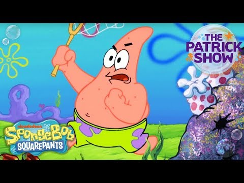 'Smarty-Pat' 🤓 The Patrick Star 'Sitcom' Show Ep. 7 | SpongeBob SquarePants | #FunniestFridayEver