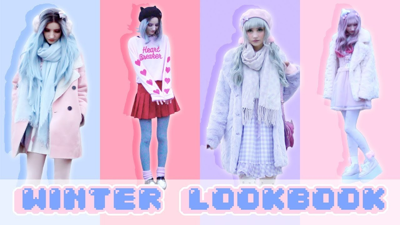 ♡ WINTER KAWAII LOOKBOOK 2018 ♡ 3