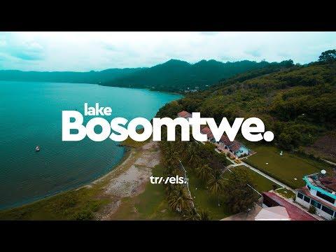 The Lake Bosomtwe, Ashanti Region - Ghana (Ghana Lakes)