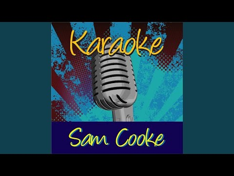 Blue Moon (In The Style Of Sam Cooke)