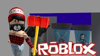 ROBLOX-THE BEAST HAS CAUGHT EVERYONE!????
