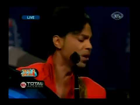 Prince - Superb. Press Conference Performance 2007