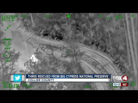 Fox 4 Examines 911 Call From Stranded Off-roaders Rescued By Helicopter In Collier County